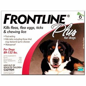 Pet Shed provides the best value on Frontline Plus