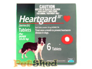 Get your Heartworm protection here