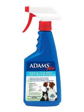 Adams Plus Flea & Tick Mist with IGR