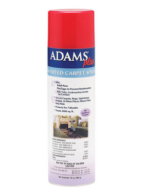 Adams Plus Inverted Carpet & Premise Spray
