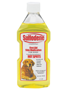 Farnam Sulfodene Skin Medication At Pet Shed