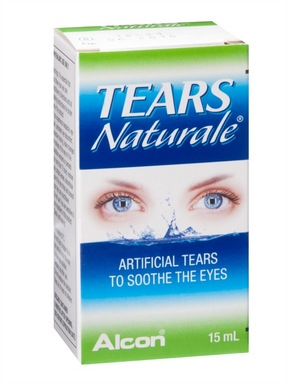Alcon Laboratories Tears Naturale