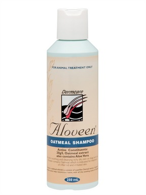 Aloveen Oatmeal Shampoo