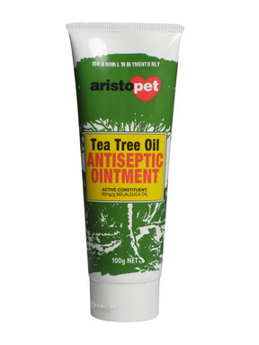 Aristopet Tea Tree Oil Antiseptic Ointment