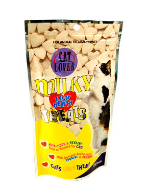 Aristopet Milky Heart Treats for Cats