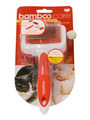 Bamboo Cat Slicker/Bristle Brush and Combs