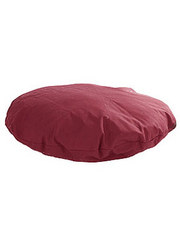 Canine Cushion Natural Fiber Fabric Round Bed