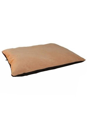 Canine Cushion Memory Therm Terrific Terry Rectangle Bed
