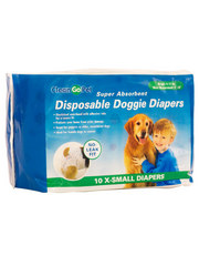 Clean Go Pet Disposable Diapers