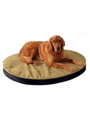 Dolce Vita Therabed Heated Oval Pet Cushion