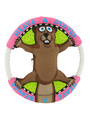 Fat Cat Dog Toy Rings
