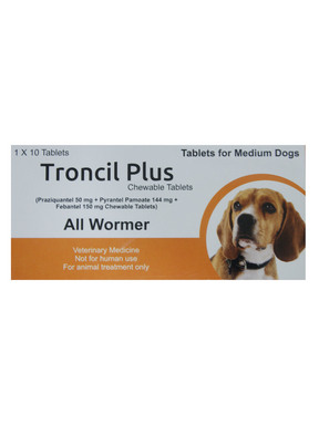 Generic Drontal For Dogs At Pet Shed