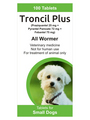 Generic Drontal for Dogs (Praziquantel, Pyrantel Pamoate & Febantel)