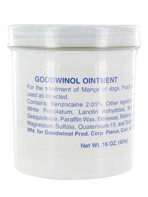 Goodwinol Ointment