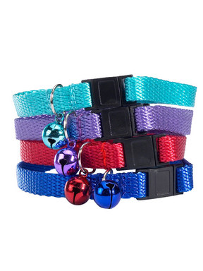 Guardian Gear Basic Nylon Breakaway Cat Collar