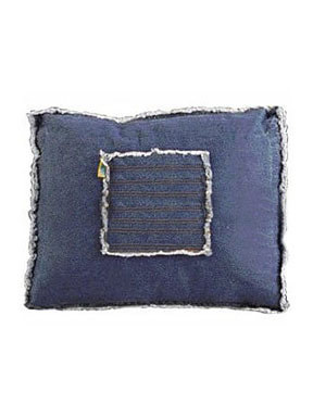 Happy Tails Rectangle Pillow Bed