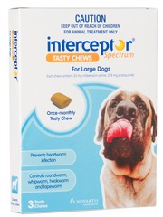 Interceptor Spectrum Chews