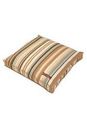 Jax and Bones Classic Custom Square Pillow Bed - Harmony