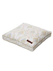 Jax and Bones Classic Custom Square Pillow Bed - Majestic