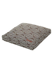 Jax and Bones Classic Custom Square Pillow Bed - Illusion