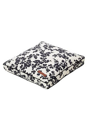 Jax and Bones Classic Custom Square Pillow Bed - Kohl