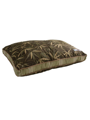 Jax and Bones Outdoor Pillow Bed - Tropical Island