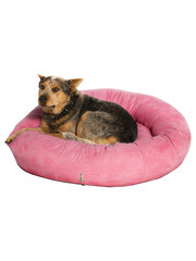 Kakadu Pet Plump Donut Bolster Bed