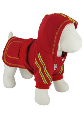 Kakadu Pet Track & Field Hooded Sports Suit