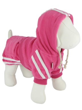 Kakadu Pet Britney Hooded Sweat Suit