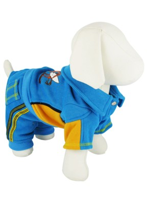 Kakadu Pet Beach Baby Sports Suit with Surfers