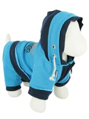 Kakadu Pet Petrice Princess Hooded Jacket
