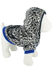 Kakadu Pet Jackie Hooded Fleece Jacket