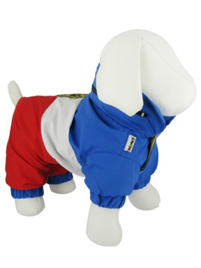 Kakadu Pet Dog Racer Jumpsuit