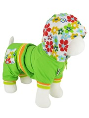 Kakadu Pet Poochy Hooded Jacket