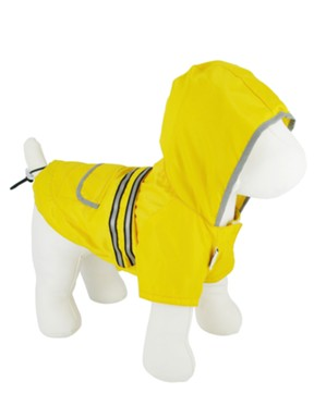 Kakadu Pet Fireman Reflective Raincoat