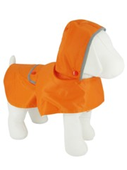 Kakadu Pet Search &amp; Rescue Raincoat with Detachable Hood