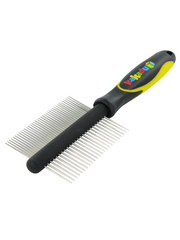 Kakadu Pet Two-sided Comb
