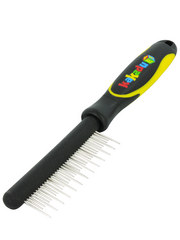 Kakadu Pet Dense Coat Shedding Comb