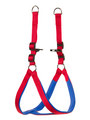 Kakadu Pet Orbit Two Toned Adjustable Padded Harness