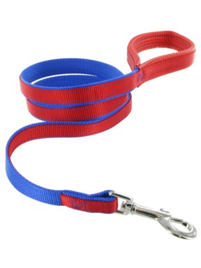 Kakadu Pet Orbit Two Toned Padded Lead