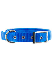 Kakadu Pet Galaxy Plain Padded Collar