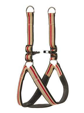 Kakadu Pet Angus Adjustable Plain Padded Harness