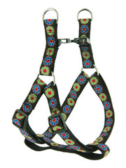 Kakadu Pet Flower Power Adjustable Harness