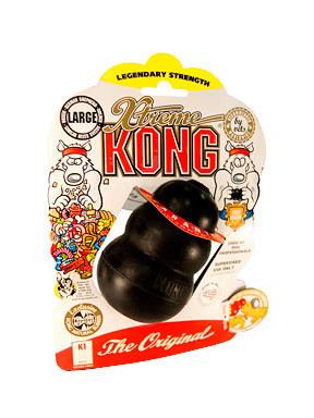 Kong Company Extreme Black Kong Toy