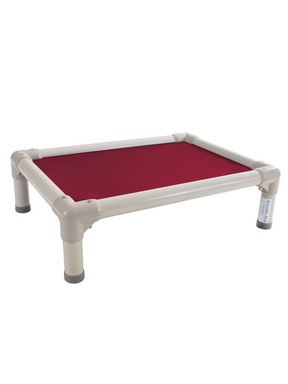 Kuranda Poly-Resin Kennel Bed with 40oz Fabric