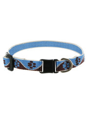 Lupine Muddy Paws Breakaway Cat Collar