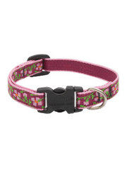 Lupine Cherry Blossom Dog Collar
