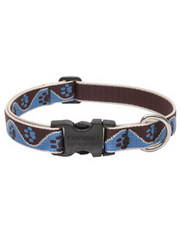 Lupine Muddy Paws Dog Collar