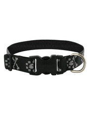 Lupine Bling Bonz Dog Collar