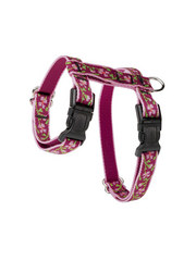 Lupine Cherry Blossom H-Style Harness